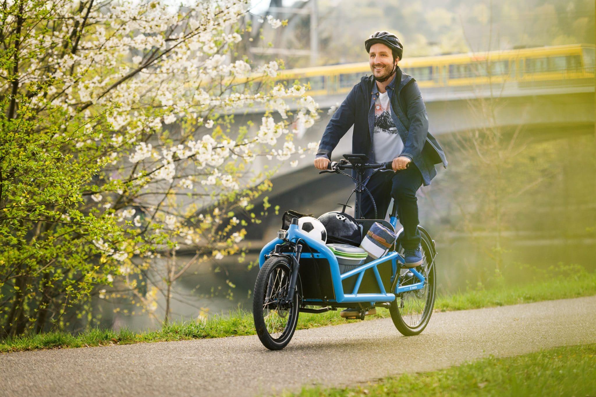 Bosch E-Bike Motore 2020 Cargo Line