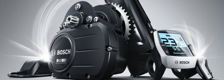 Bosch E-Bike Motore 2020