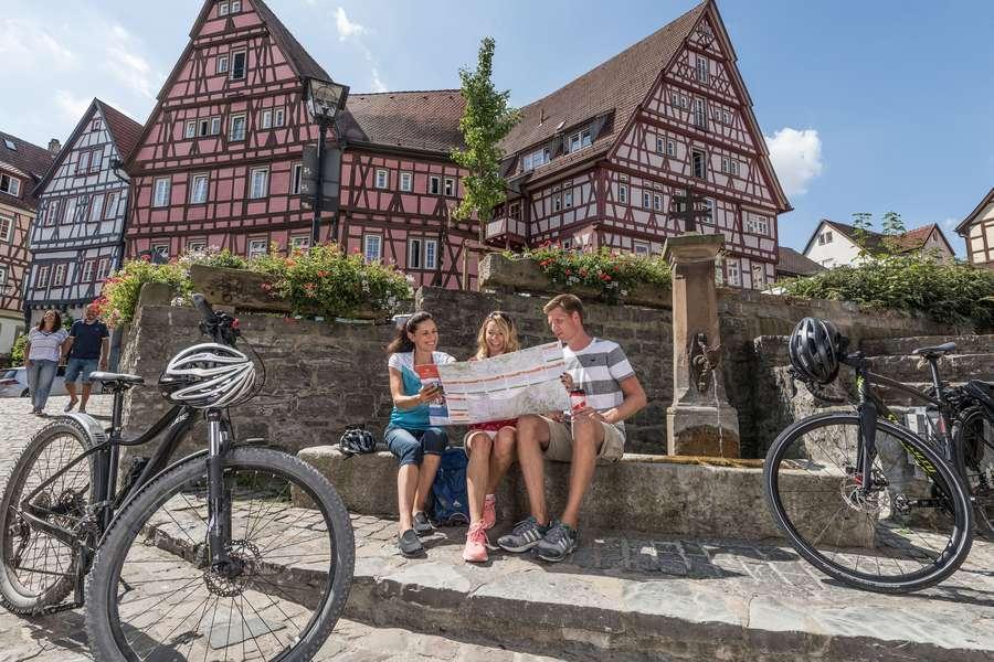 Neckartal-Radweg