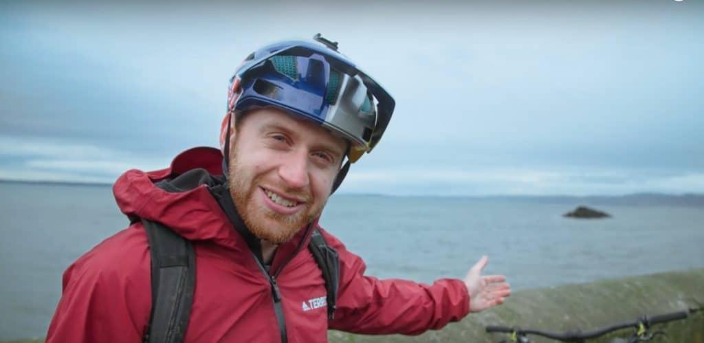 Danny Macaskill rides the new Santa Cruz ebike