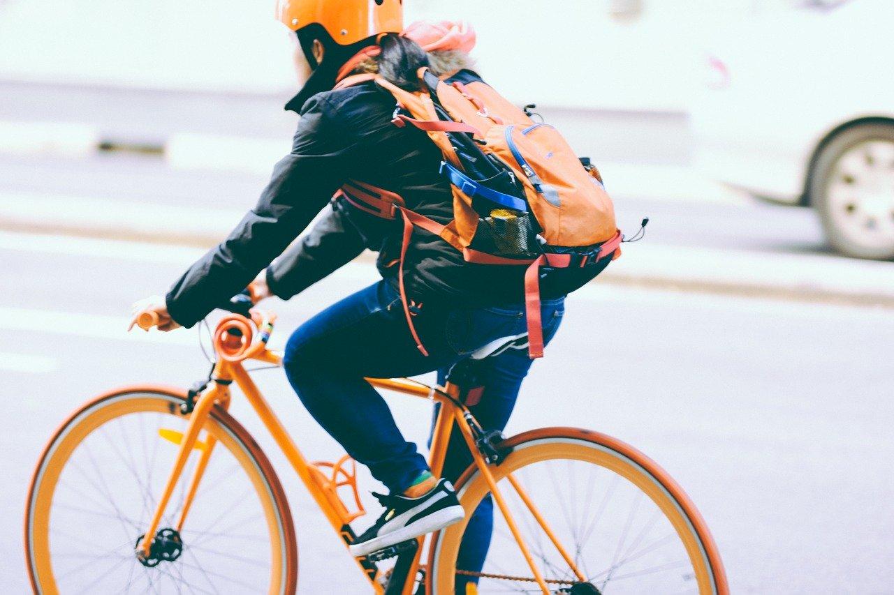 Auto und Fahrrad werden immer beliebter