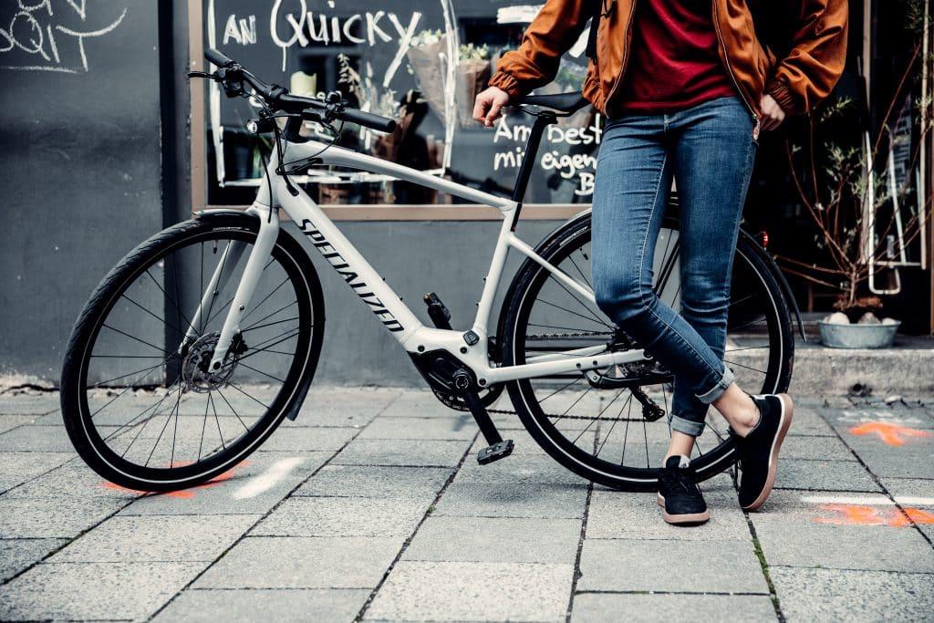 Das Specialized Turbo Vado SL ist ein typisches Urban Bike.