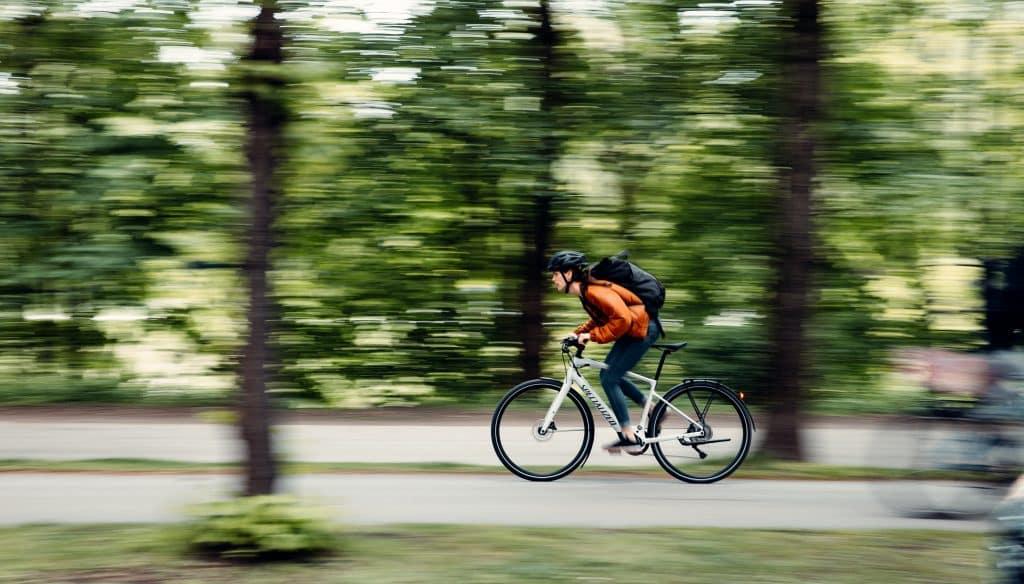 Das Specialized Turbo Vado SL fährt sich wie ein herkömmliches Fahrrad.