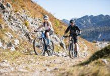 Woom E-Mountainbikes für Kinder