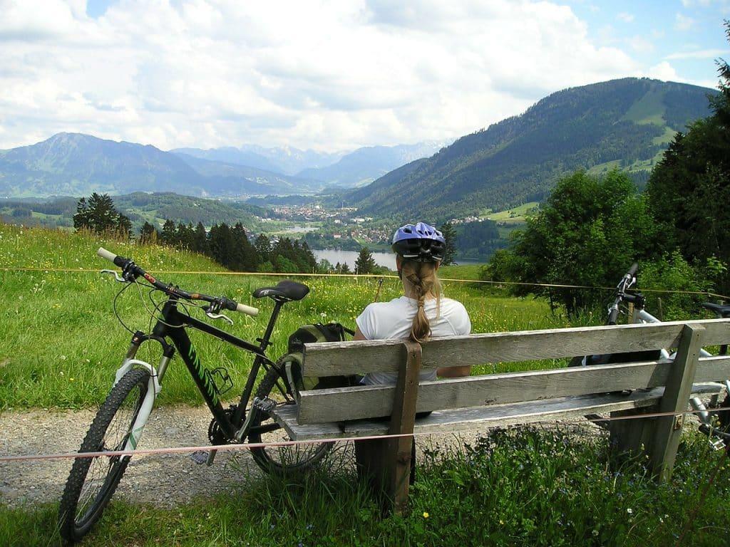Fahrradtouren in Bayern