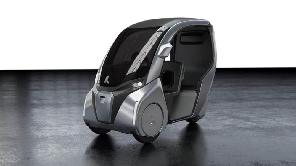Minimobil Hopper