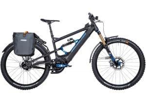 Das Nicolai eBoxx als SUV E-Bike