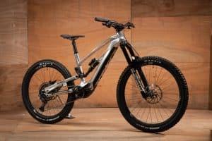 Das Bike aus dem Alu-Block: CNC e-Fanes