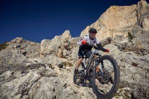 Das Bike aus dem Alu-Block in seinem natürlichen Habitat