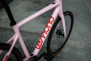 LeMond Urban Bikes Schriftzug