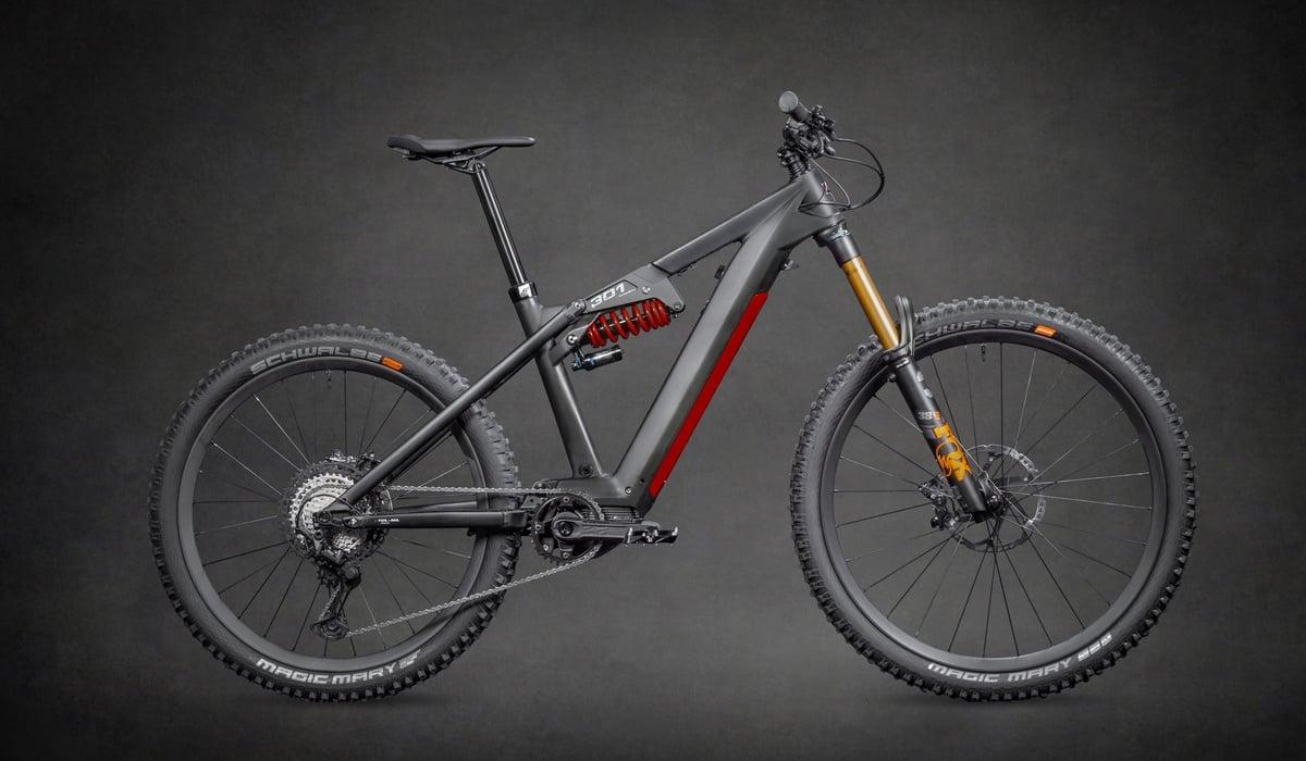 Liteville 301CE - E-Bike für Downhiller