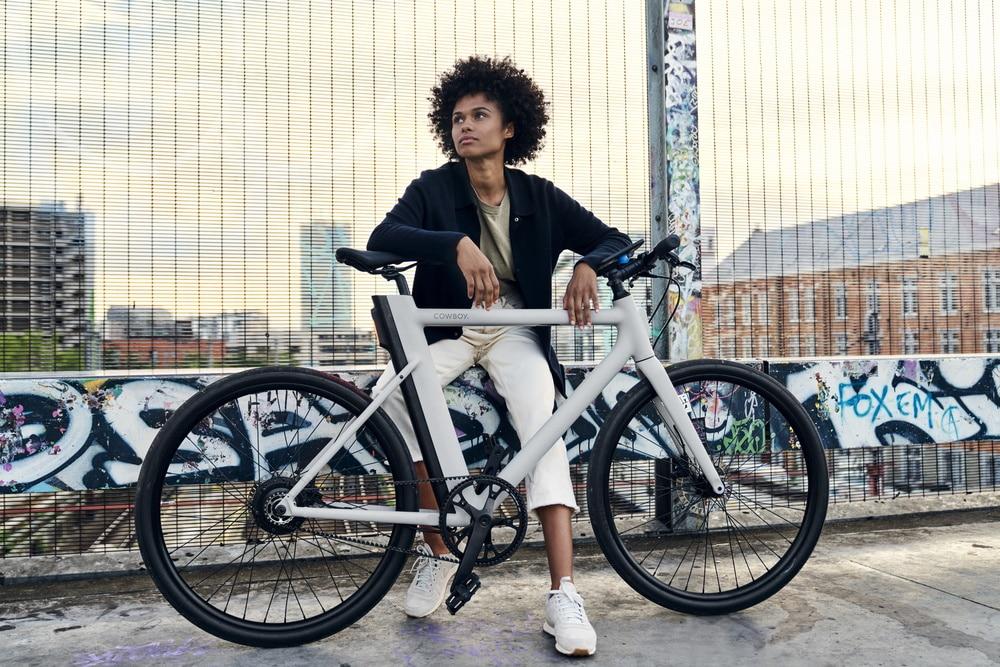 Nicht nur stylish - Cowboy E-Bikes