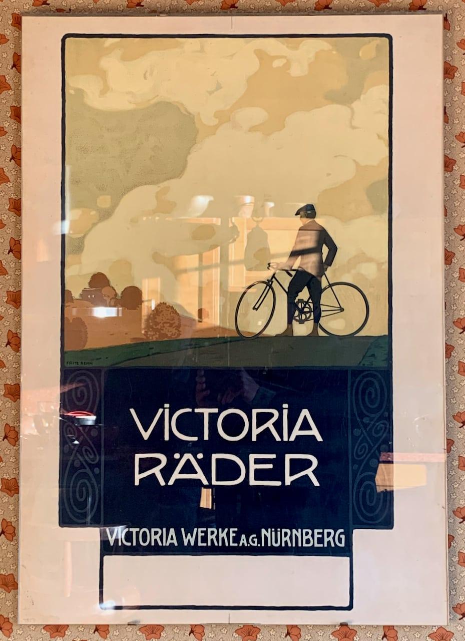 Schnappschuss Victoria Plakat