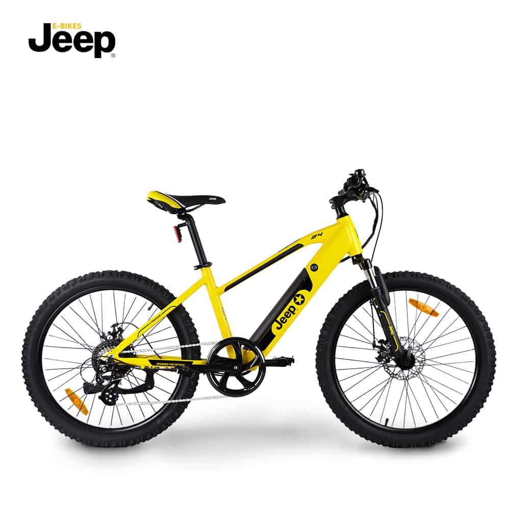 Jeep Teen E-Bike