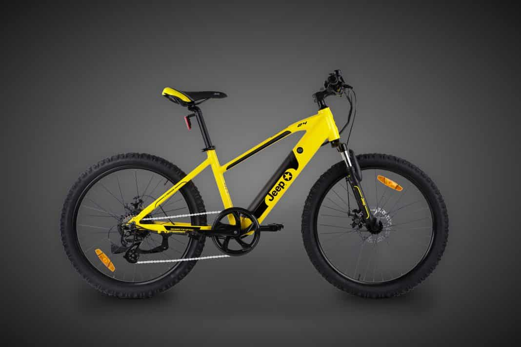 Jeep Teen E-Bike TR 7002