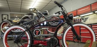 Ruff Cycles Sonderedition
