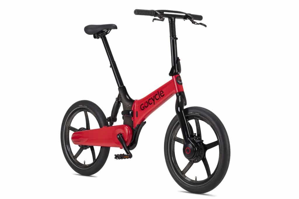 Gocycle G4i+ red